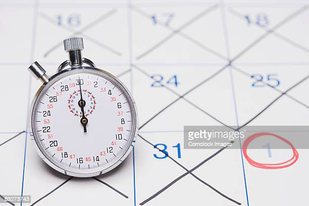 Calendar and timer