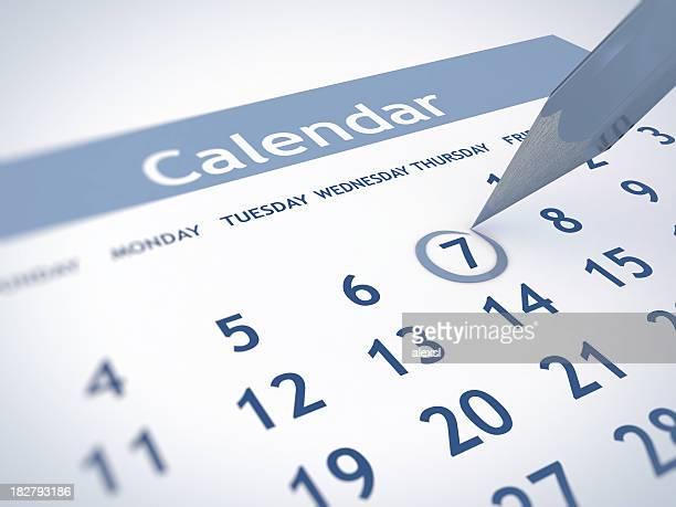 Kalender Planung