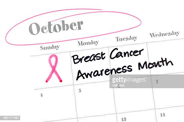 Calendar Series Breast Cancer Awareness Month