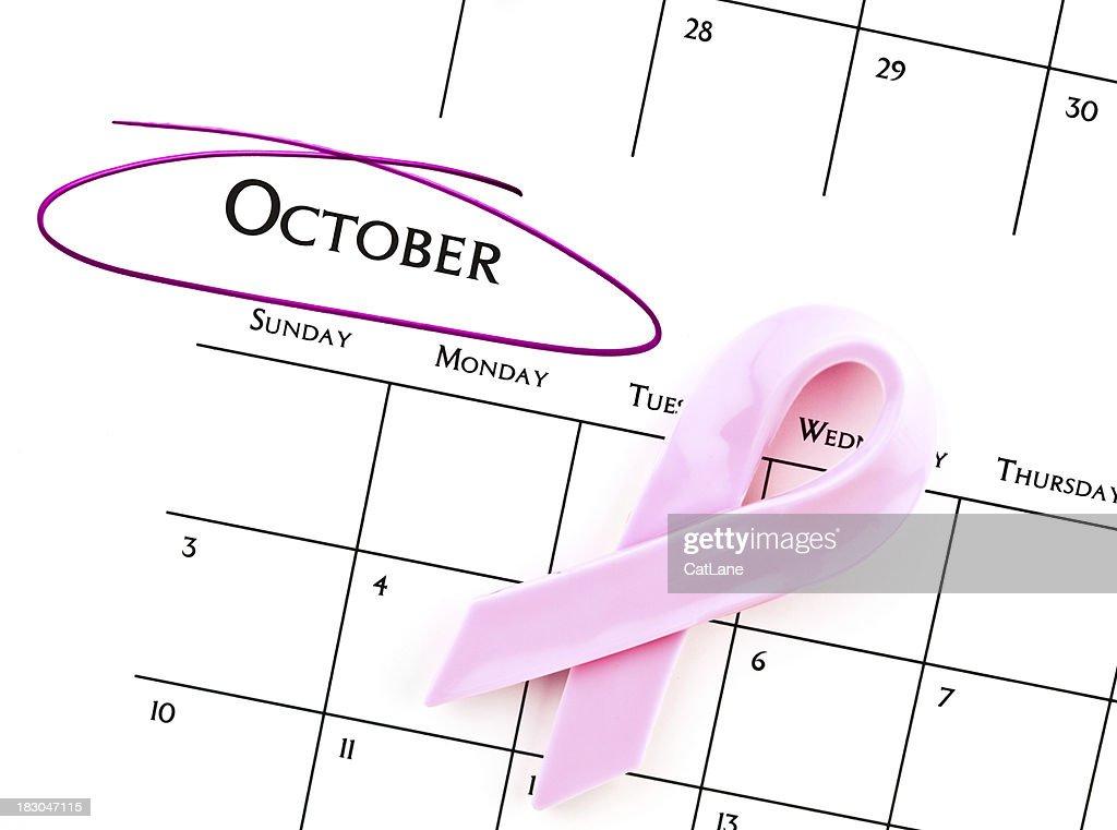 Somerset breast cancer calendar