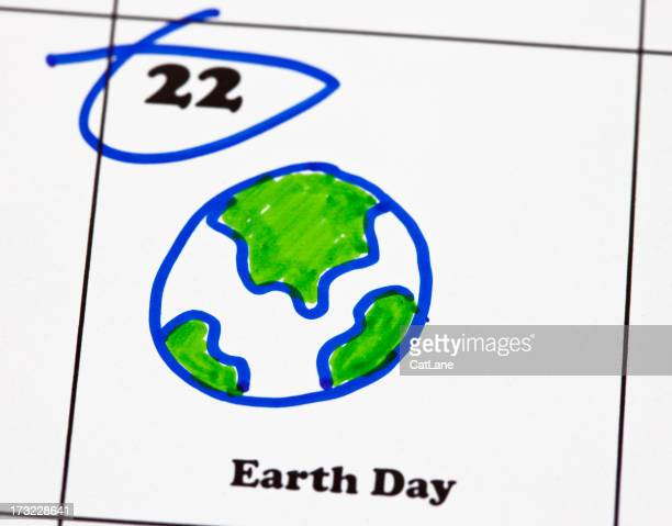 Calendar Series | Earth Day