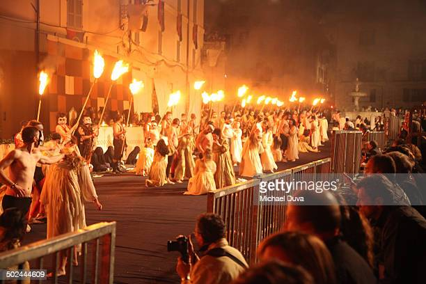Calendimaggio Festival in Assisi