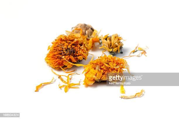 calendula flower dried