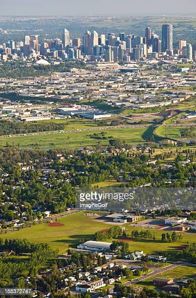 Calgary Aeriel