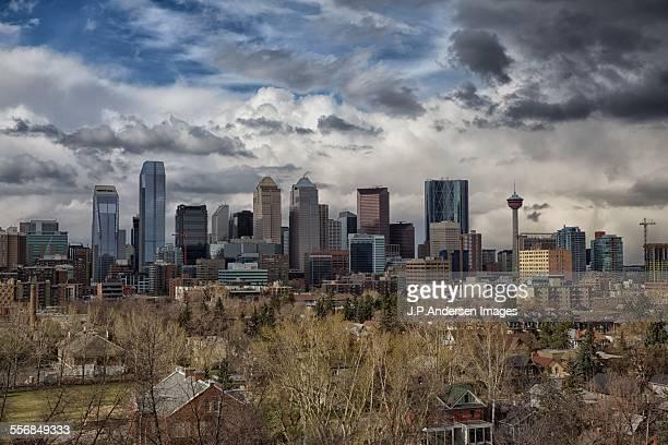 Calgary spring mood