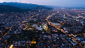 The south side of the city of Cali, Colombia.