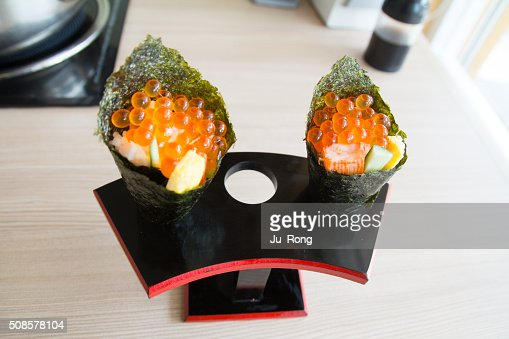 California Maki : Stock-Foto