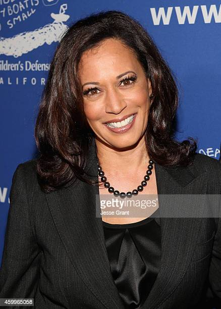 California Attorney General Kamala Harris attends Children's Defense Fund California Hosts 24th Annual Beat The Odds Awards at Book Bindery on...