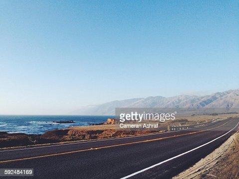 California Big Sur Highway
