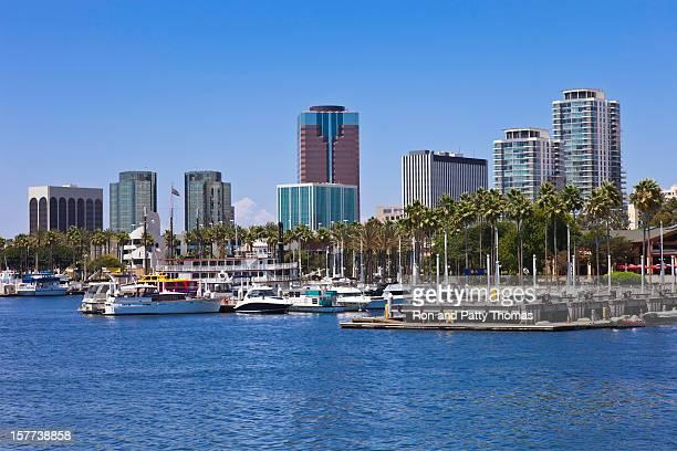 California Coastline at Long Beach