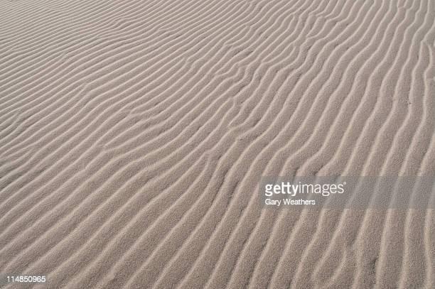 USA, California, Death Valley, Sand Dune