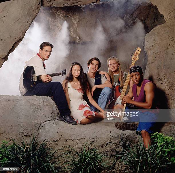 California Dreams Season 3 Pictured Jay Anthony Franke as Jake Sommers Jennie Kwan as Samantha 'Sam' Woo Aaron Jackson as Mark Winkle Kelly Packard...