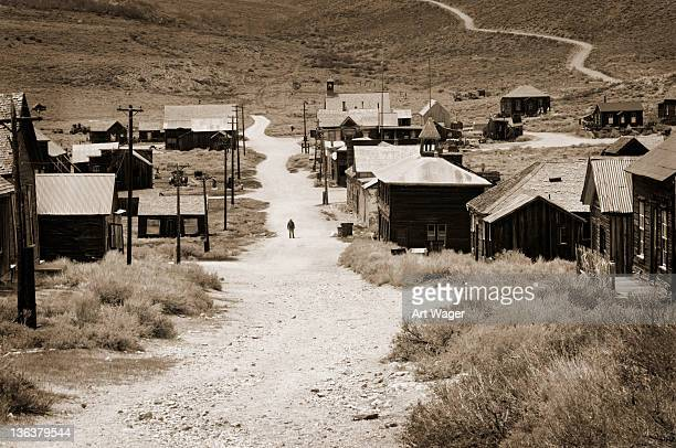 California Ghost Town