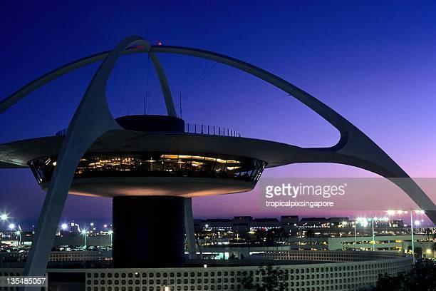 USA California, Los Angeles, International Airport