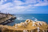 USA, California, San Diego, View of La Jolla Cove