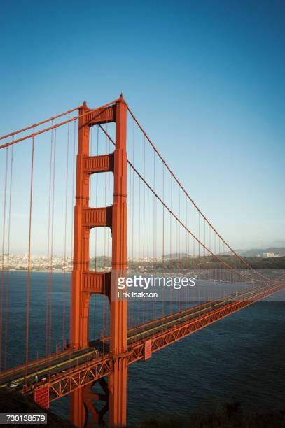 USA, California, San Francisco, California, Golden Gate Bridge