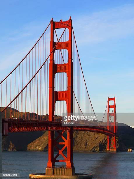 États-Unis, en Californie, de San Francisco, Golden Gate Bridge