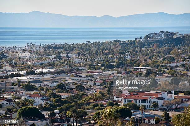 USA, California, Santa Barbara, Cityscape