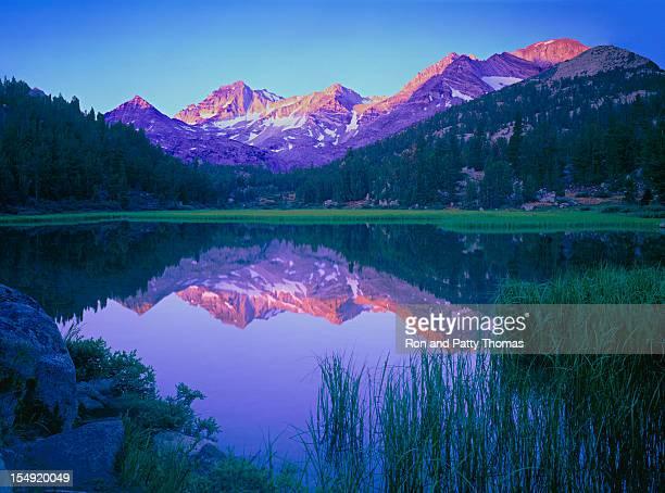 California Sierra Nevada Mountains  (g)