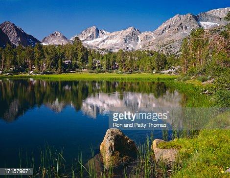 California Sierra Nevada Range