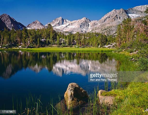 Chaîne de la Sierra Nevada de Californie