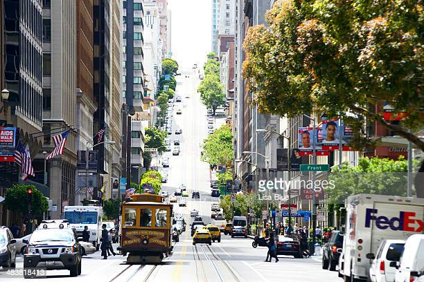 California Street,San Francisco.