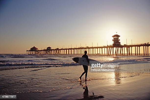 California, 'Surf City, USA' Huntington Beach