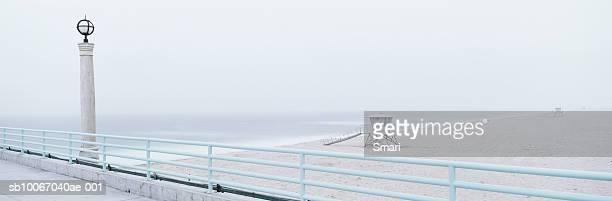 USA, California, view from Manhattan Beach Pier