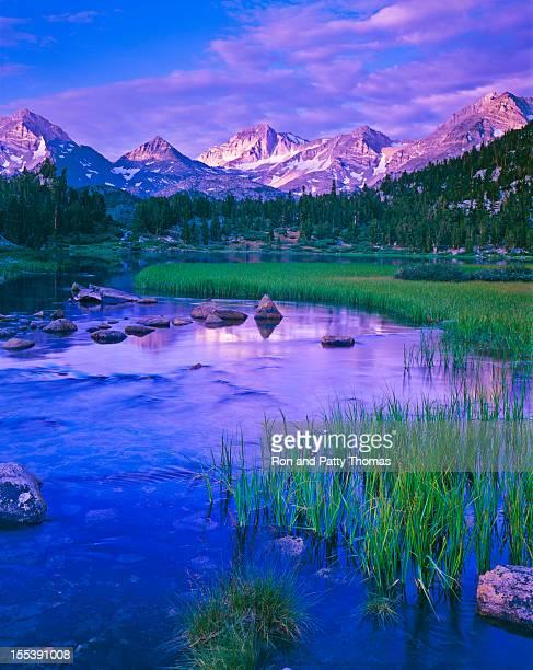 California's Sierra Nevada Range