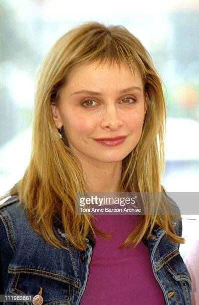 Calista Flockhart during 53rd Cannes Film Festival 'Things You Can Tell Just by Looking at Her' at Palais des Festivals in Cannes France