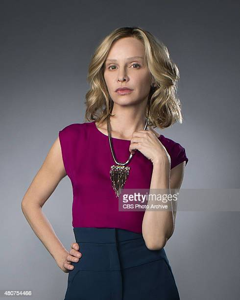 Calista Flockhart stars as Cat Grant in the new actionadventure drama SUPERGIRL on the CBS Television Network