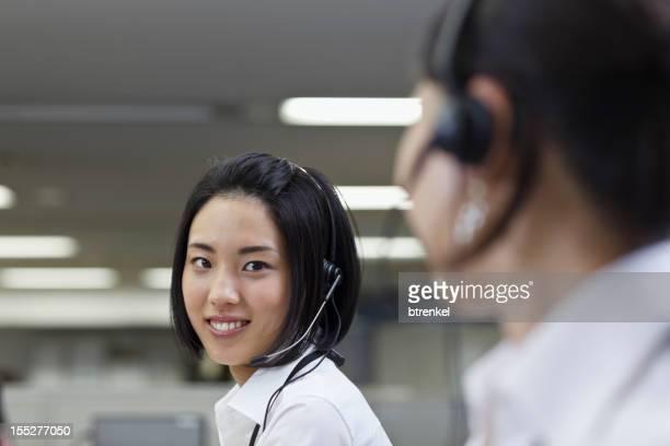 コールセンター-日本