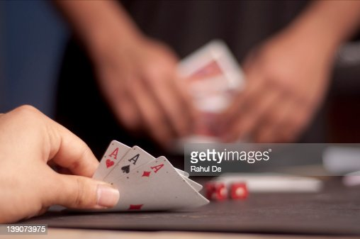 Call it luck. : Stock Photo