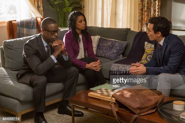 US 'I Call Marriage' Episode 114 Pictured Sterling K Brown as Randall Pearson Susan Kelechi Watson as Beth Pearson