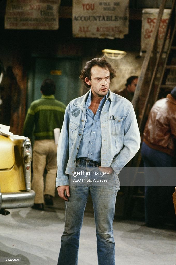 TAXI - 'Call of the Mild' which aired on January 21,1981. (Photo by ABC Photo Archives/ABC via Getty Images) CHRISTOPHER