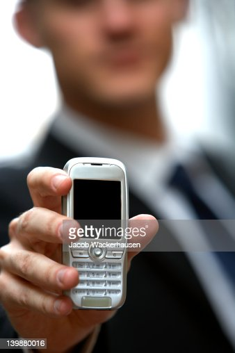 Call Us! : Stock Photo
