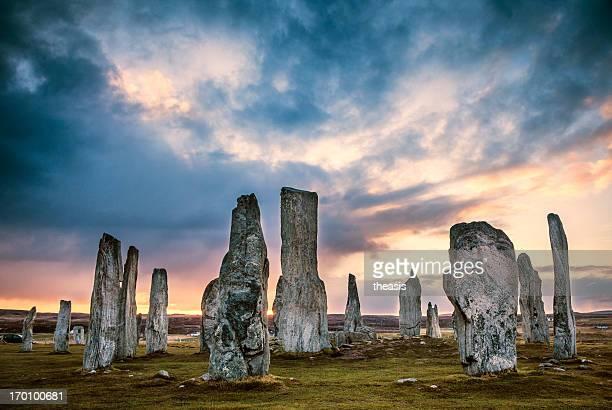 Callanish Standing Stones, Île de Lewis