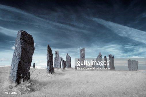 Callanish Standing Stones, Isle of Lewis, Scotland