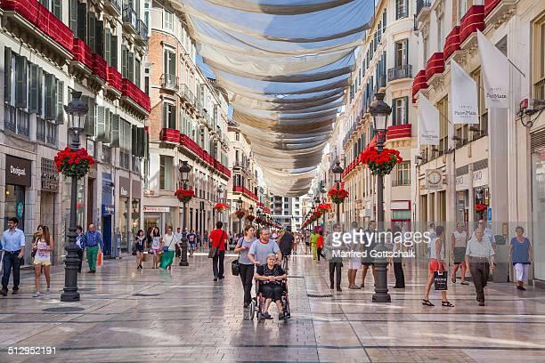 Calle Marques de Larios Malaga