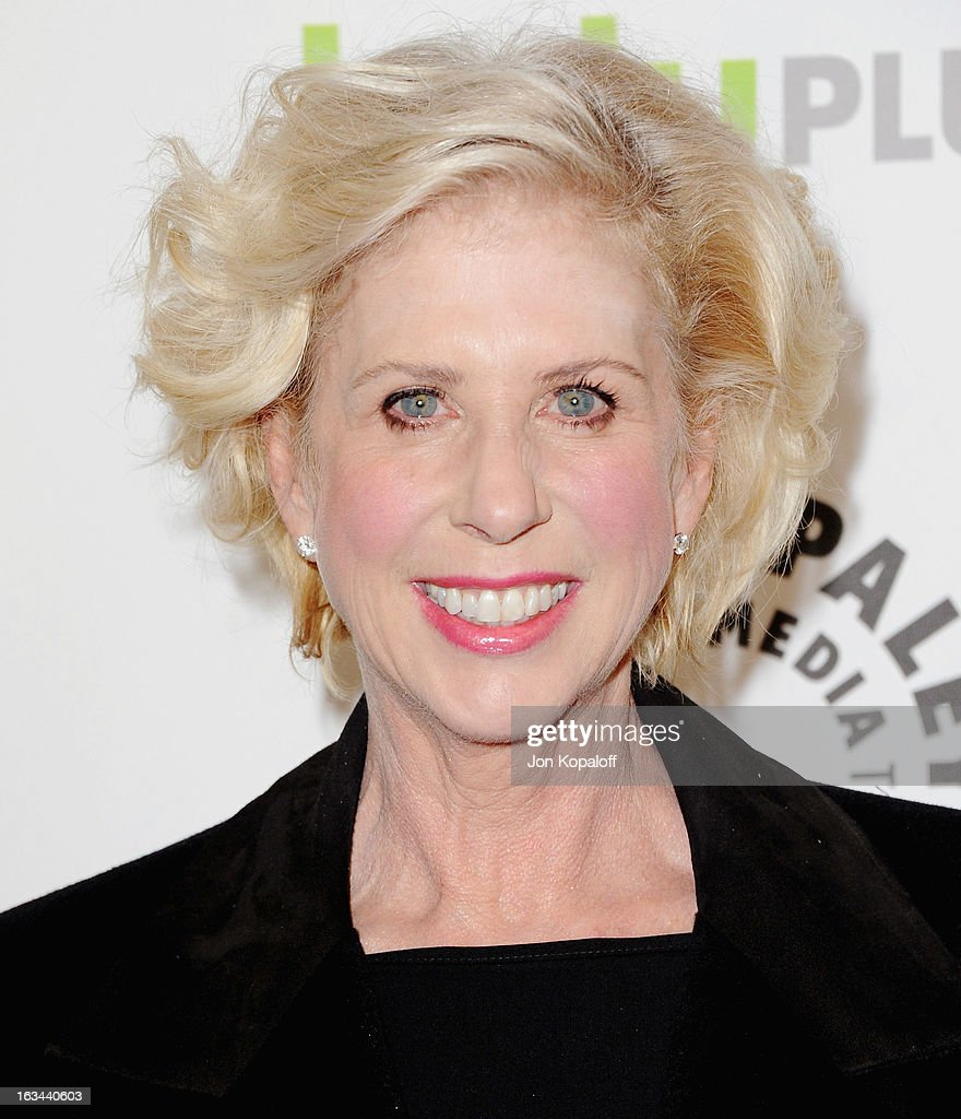 Callie Khouri arrives at 'Nashville' part of the 30th Annal William S. Paley Television Festival at Saban Theatre on March 9, 2013 in Beverly Hills, California.