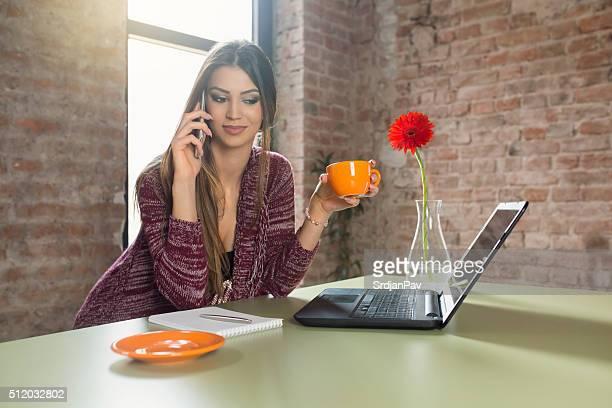 Calling A Friend