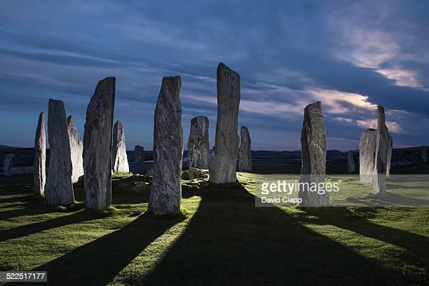 Callinish Stone Circle, Isle of Lewis, Scotland
