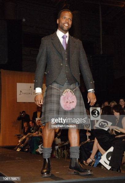 AJ Calloway during Johnnie Walker 'Dressed To Kilt' 2007 at Capitale in New York City New York United States