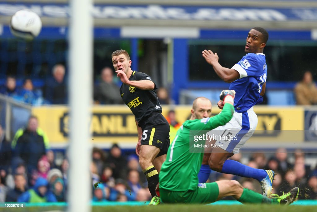 Everton v Wigan Athletic - FA Cup Sixth Round