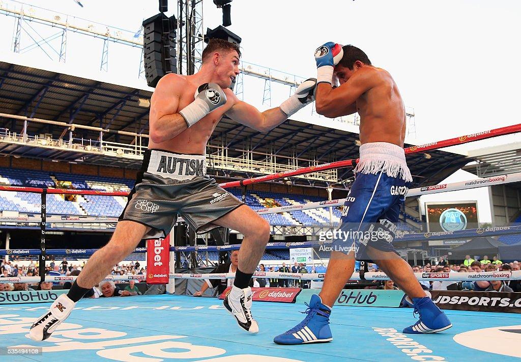 Boxing at Goodison Park