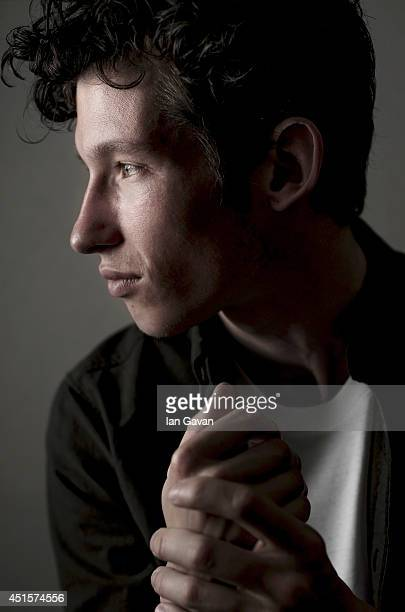 Callum Turner is photographed at The 67th Annual Cannes Film Festival on May 17 2014 in Cannes France
