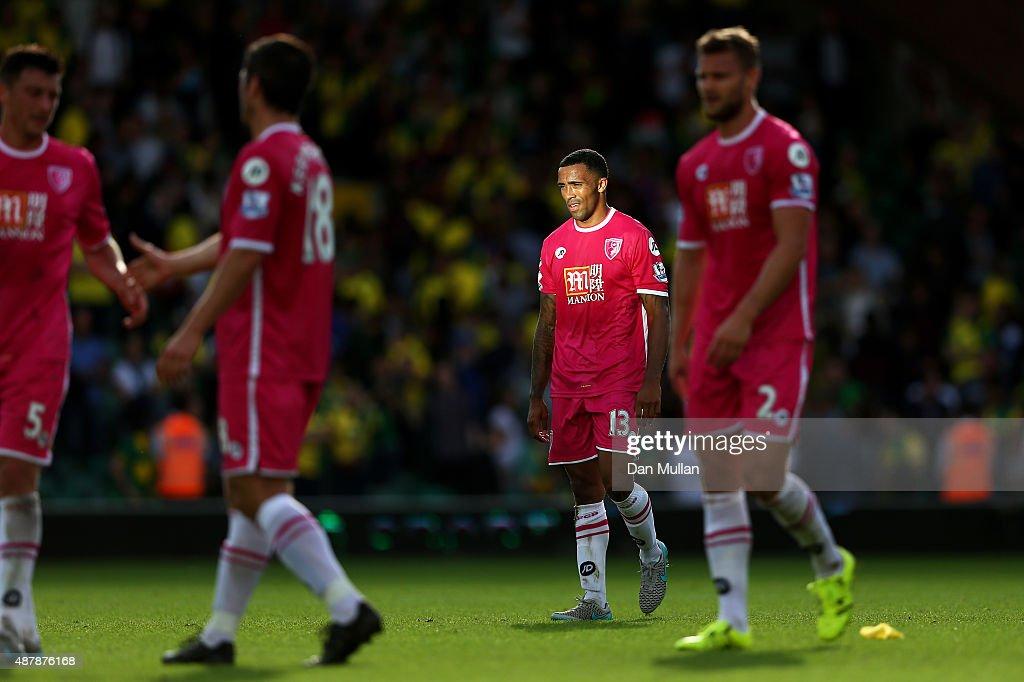 Norwich City v A.F.C. Bournemouth - Premier League