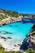 Calo Des Moro - beautiful bay of Mallorca, Spain - Europe