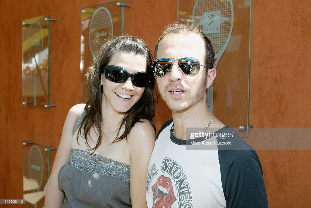 2006 French Open - Celebrity Sightings - June 9, 2006