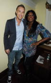 UNTIL 48 HOURS AFTER CREATE DATE Calum Best and Mica Paris attend Ghosts Of Cite Soleil Charity Screening at Electric Cinema on February 26 2010 in...